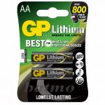 GP (AA) Lithium GP15LF -U2