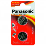 Panasonic CR2016 - BP2