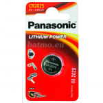 Panasonic CR2025 - BP1