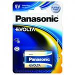 Evolta Panasonic (9V) 6LR61 1BP