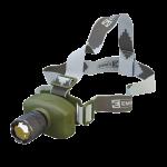 EMOS Žibintuvėlis 3W CREE LED Reg. fokusas (ant-galvos)