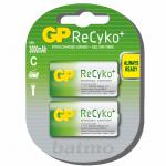 GP ReCyko C 3000mAh UC2 įkraunami