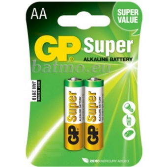 GP Super (AA) LR6 -U2