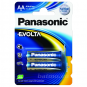 Evolta Panasonic (AA) LR6 2BP