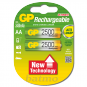 GP Rechargeable AA 2500mAh LSD UC2