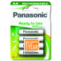 Panasonic Ready AA 1900mAh 4BC įkraunami