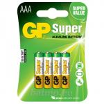 GP Super AAA LR03-U4