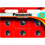 Panasonic CR2025 - BP6
