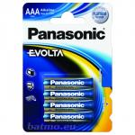 Evolta Panasonic AAA LR03 4BP