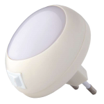 Naktinė lemputė su jungikliu EMOS 5LED