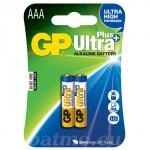 GP AAA Ultra Plus LR03-U2