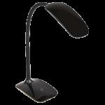 Stalinė lempa EMOS LED flexi juoda (su USB lizdu)